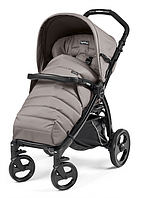 PEG PEREGO Коляска BOOK Stroller with hood and front bumper MOD BEIGE