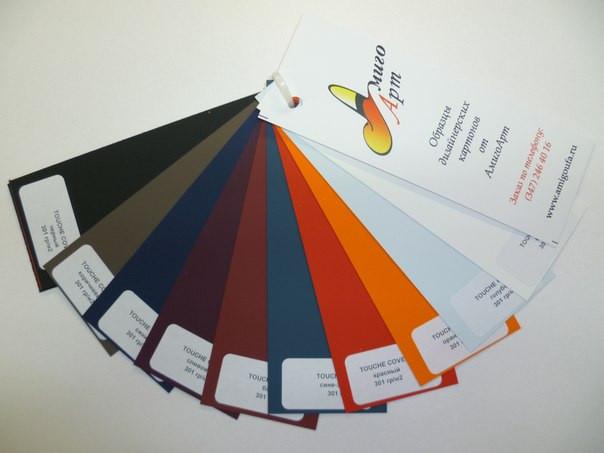 Бумага для полиграфии дизайнерская  Тач Кавер (Touch Cover)