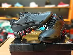 Кроссовки Adidas Рorsche Design IV (4) Black\Red