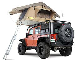 Палатка на крышу автомобиля - iKamper