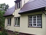Сайдинг блок-хаус , фото 2