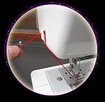 Бытовая швейная машинка Brother LX-1400, фото 2