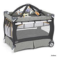 Детский манеж - кроватка Chicco Lullaby LX , фото 1
