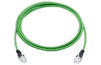 Коммутационный кабель R820403 EL Cat. 6A, 3.0 м.