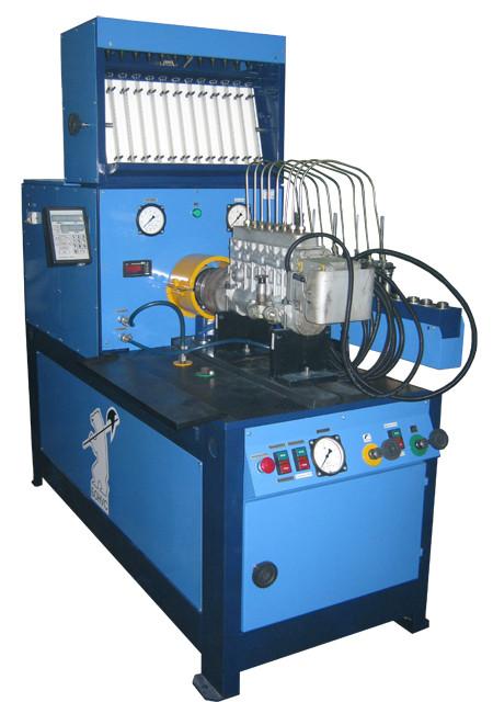 Стенд для испытания дизельной топливной аппаратуры СДМ-12-03-15 ЕВРО Бонус