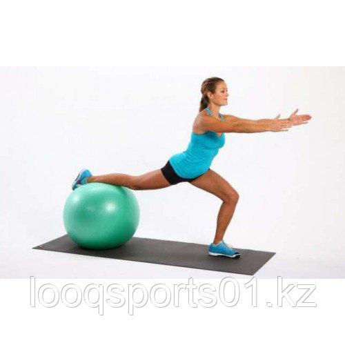 Гимнастический мяч гладкий (фитбол) 75 см