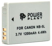 Аккумулятор PowerPlant Canon NB-5L 1200mAh