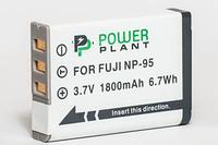 Аккумулятор PowerPlant Fuji NP-95 1800mAh