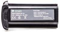 Аккумулятор PowerPlant Canon NP-E3 2200mAh