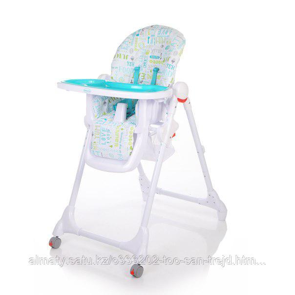 Baby Care, Стульчик Fiesta (синий)