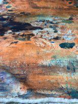 Турецкие тонкие ковры с бахромой