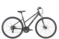 HARO Bridgeport ST SG Black/Charcoal