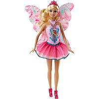 Кукла Барби Фея в розовом платье Barbie