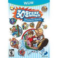 30 Great Games Family party Obstacle Arcade ( Wii U )