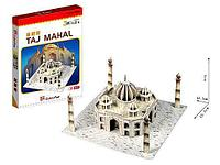 3D Puzzle LingLeSi Taj Mahal, 39pcs Пазл Тадж Махал, 39 деталей, фото 1