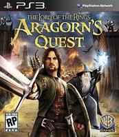Aragorn's: The Lord of the Rings ( PS3 )