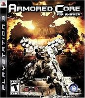 Armored Core For Answer ( PS3 )