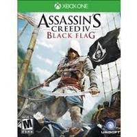 Assassins Creed 4 : Black Flag ( Xbox One )