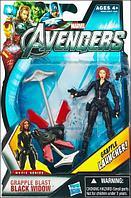 Avengers Black Widow Marvel, Hasbro Фигурка Мстители Черная Вдова, 15 см, фото 1