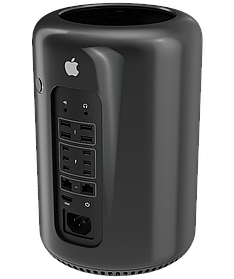 Mac Pro: 3.0GHz 8-Core Intel Xeon E5