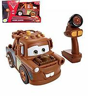 Cars 2 Fisher-Price Mater Martin R/C Тачки 2 Мэтр Радиоуправляемый T9508, фото 1