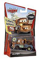 Cars 2 Mattel Mater Lights and Sounds Тачки 2 Мэтр музыкальный