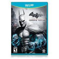 Batman: Arkham city Armored Edition ( Wii U )