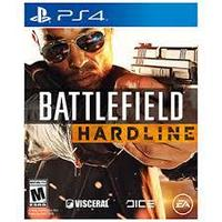 Battlefield : Hardline ( RUS ) ( PS4 )