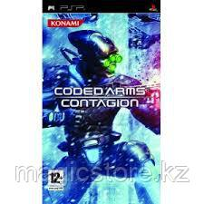 Coded Arms : Contagion ( PSP )