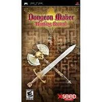 Dungeon Maker : Hunting Ground ( PSP )