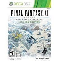 Final Fantasy 11 Chains of Promathia , Rise of the Zilart ( Xbox 360 )