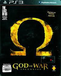 God of War: Ascension Special Edition ( PS3 )