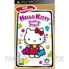 Hello Kitty : Puzzle Party ( PSP )