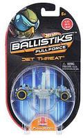 Hot Wheels Ballistiks Jet Threat Хот Вилс Машинка трансформер, фото 1