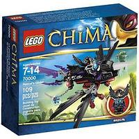 LEGO Legends of Chima Планер ворона Разкала