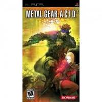 Metal Gear Acid 2 ( PSP )