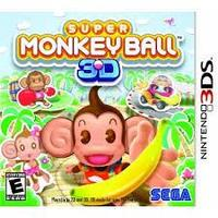 Super Monkey Ball ( Nintendo 3DS )