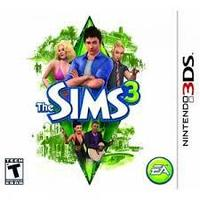 The Sims 3 ( Nintendo 3DS )