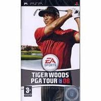 Tiger Woods PGA Tour 08 ( PSP )