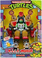 TMNT M.E.C.H. Wrekkers Motorized Battle Suit Raphael Черепашки Ниндзя Мотор. боевой костюм Рафаэля