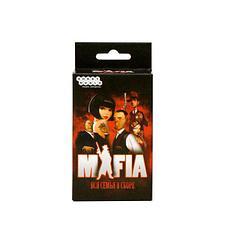 Настольная игра: Мафия. Вся семья в сборе (карточная игра)