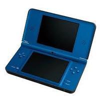 Игровая приставка Nintendo DSi XL (синяя)
