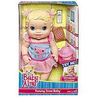 Пупс Hasbro Baby Alive Yummy Treat Baby Угощения для малышки