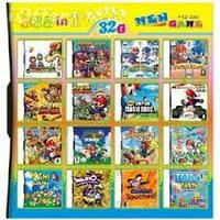 Сборник игр 190 in 1 ( Nintendo DS Lite / DS I ) ( не оригинал )