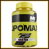 Maximal Nutrition Lipomax 120 капсул