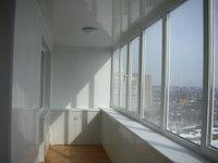 Остекление и утепление балкона