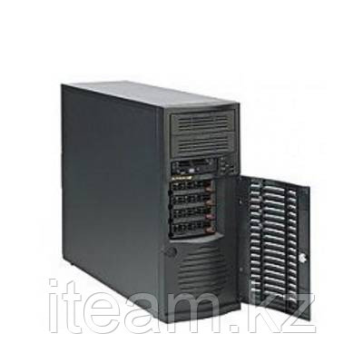 Сервер Supermicro Mid-Tower MB X9SCL-F/733TQ-665B