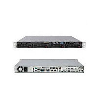Сервер Supermicro 1U MB X9DBL-iF/813MTQ-600CB
