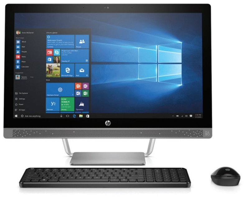 Моноблок HP Europe ProOne 490 G3 /Intel Core i3 23,8'' 1KP24EA#ACB