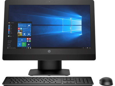 Моноблок HP Europe ProOne 400 G3 AiO /Intel Core i3 20'' 2KL12EA#ACB